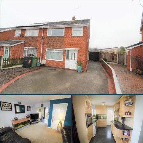 3 bedroom terraced house for sale - Ffordd Gryffydd, Llay, Wrexham