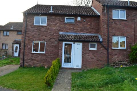 3 bedroom end of terrace house to rent - Flintcomb Rise, Woodfields, Northampton NN3 8QX