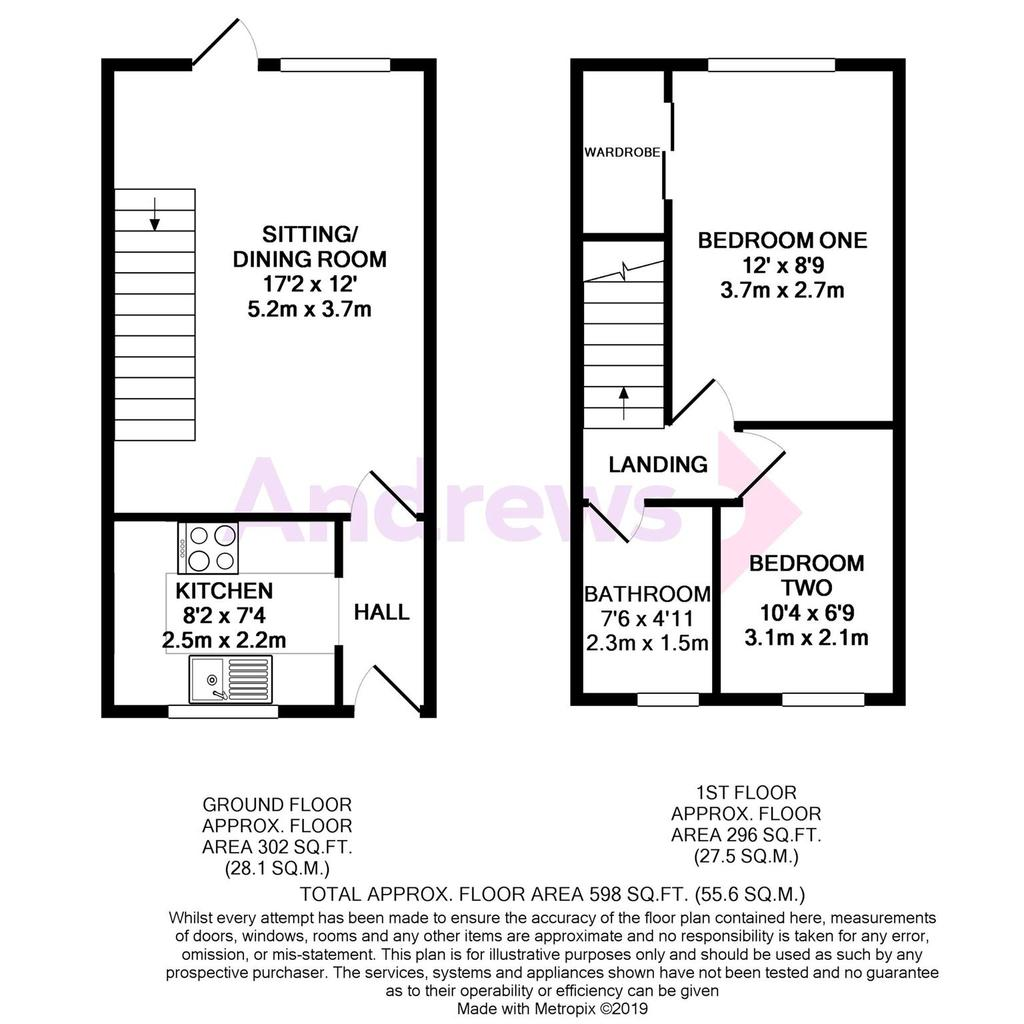 Floorplan: 33 Penrith Road