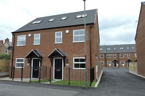 3 bedroom semi-detached house to rent - Quarry Way, Somercotes, ALFRETON, Derbyshire