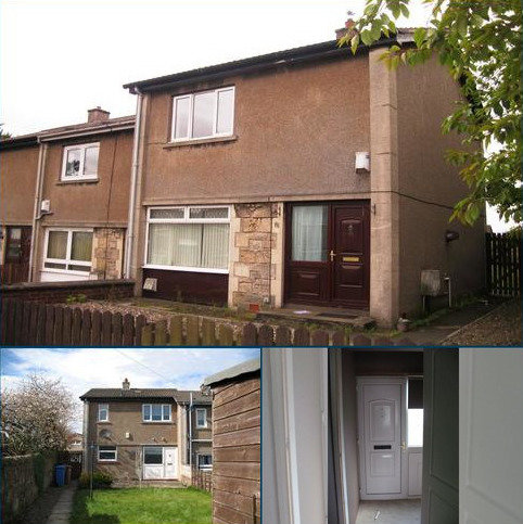 2 bedroom end of terrace house to rent - Broad Street, Cowdenbeath KY4