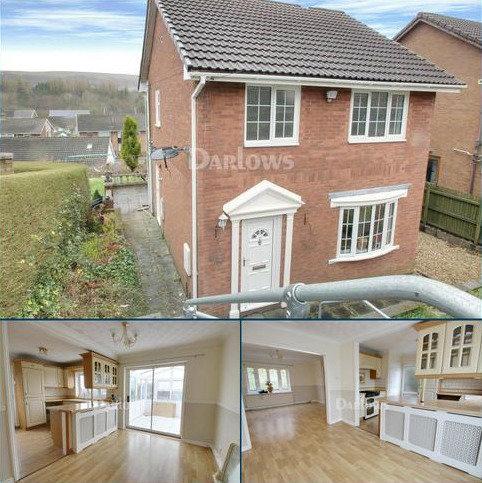 3 bedroom detached house for sale - St. Lukes Road, Dukestown, Tredegar. Blaenau Gwent