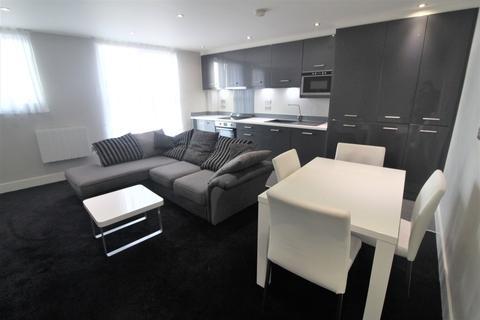 2 bedroom apartment to rent - Indigo Blu, 14 Crown Point Rd, Leeds
