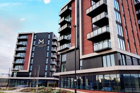 3 bedroom property to rent - 3 Bedroom – Middlewood Locks, Lockgate Square