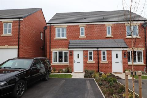 3 bedroom semi-detached house for sale - CA2 6RF    Bleaberry Way, CARLISLE, Cumbria