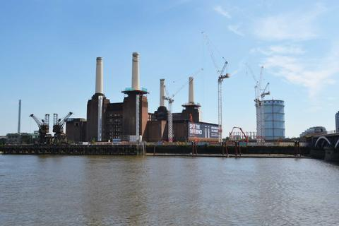 2 bedroom apartment for sale - Switch House East, Battersea Power Station, Nine Elms Lane, Vauxhall, SW8