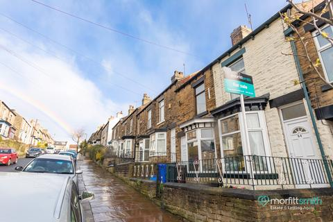 3 bedroom terraced house for sale - Mona Road, Crookes, S10 1NH - Extensive Sized Living Room