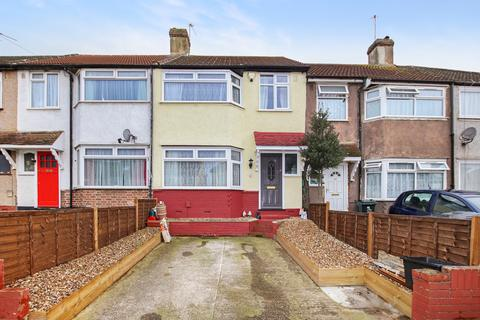 3 bedroom terraced house for sale - Mayfair Road, Dartford