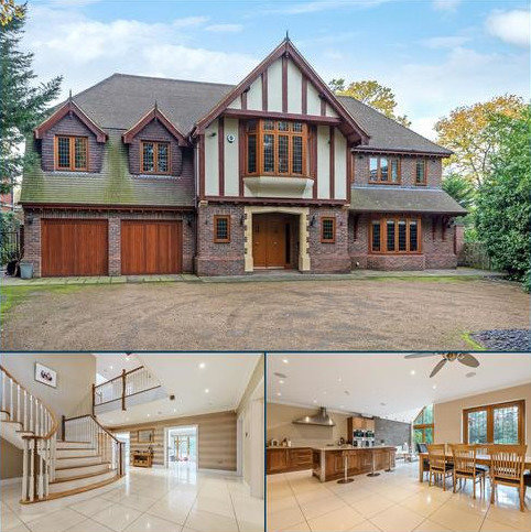 6 bedroom detached house to rent - Forest Drive Keston BR2