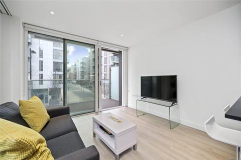Studio for sale - Nature View Apartments, Woodberry Grove, London, N4