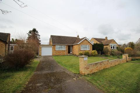 3 bedroom detached bungalow for sale - Manor Road, Mears Ashby, Northamptonshire NN6