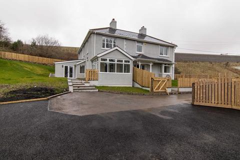 3 bedroom semi-detached house for sale - Reservoir Road, Beaufort, Ebbw Vale