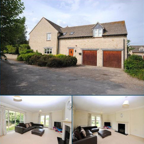 5 bedroom detached house for sale - Cranley Gardens, Aston Road, Brighthampton, Witney, OX29