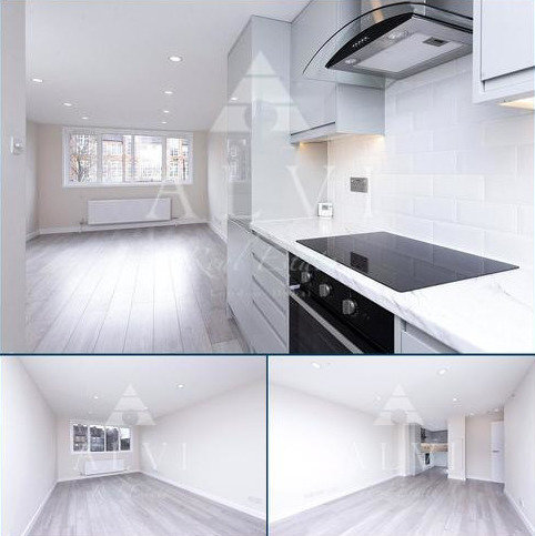 1 bedroom apartment for sale - Verney House, Jerome Crescent, London, NW8