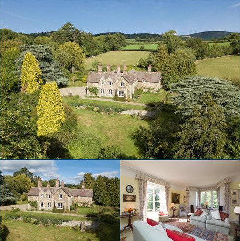 6 bedroom detached house for sale - Hyssington, Montgomery, Powys, SY15
