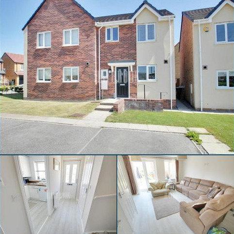 3 bedroom semi-detached house for sale - Fred Edwards Park, Upper Haugh