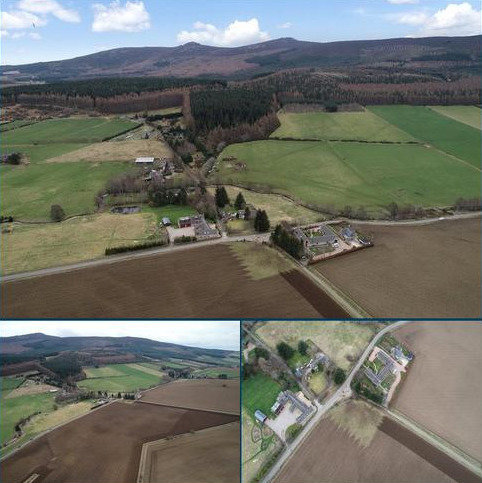 Plot for sale - Plot At Burryhillock, Premnay, Insch, Aberdeenshire, AB52