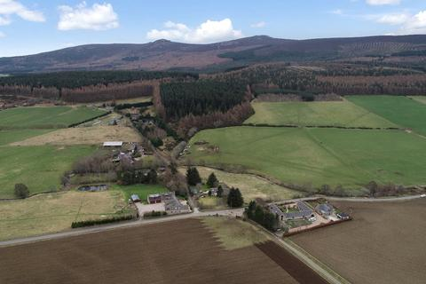 Plot for sale - Plot At Burryhillock, Premnay, Insch, Aberdeenshire, AB52
