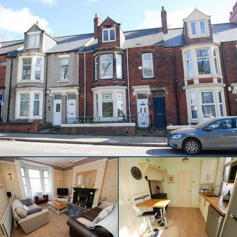 4 bedroom maisonette for sale - Stanhope Road, South Shields