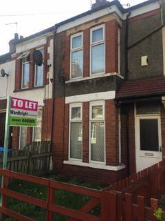 2 bedroom terraced house to rent - 4 Cornwall Gardens, Raglan Street, Hull HU5