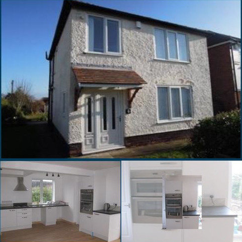 3 bedroom detached house to rent - Kirkland Avenue, Mansfield, Nottinghamshire NG18