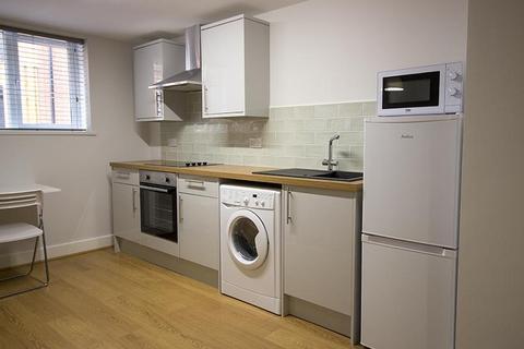 Studio to rent - 224 North Sherwood Street, Flat 15, NOTTINGHAM NG1 4EB