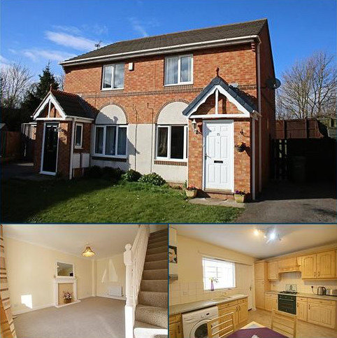 2 bedroom semi-detached house for sale - Talisman Close, Eaglescliffe