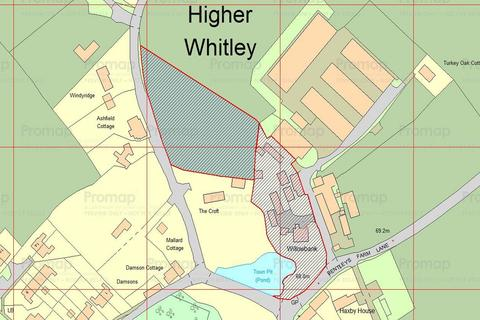 Land for sale - Dark Lane, Higher Whitley