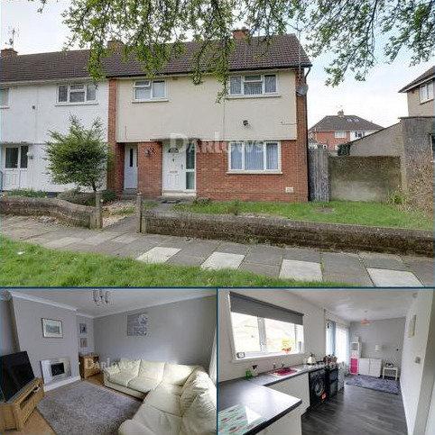 3 bedroom end of terrace house for sale - Newborough Avenue, Llanishen, Cardiff, CF14