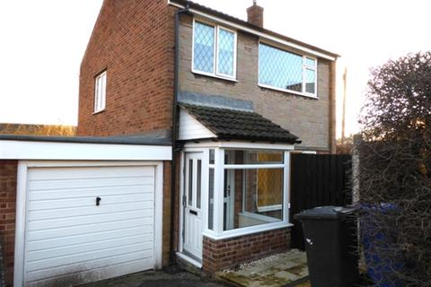 3 bedroom detached house to rent - Sandstone Close, Sheffield, , S9 1AH