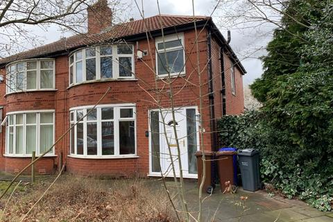 4 bedroom semi-detached house to rent - Parsonage Road, Withington, Manchester M20