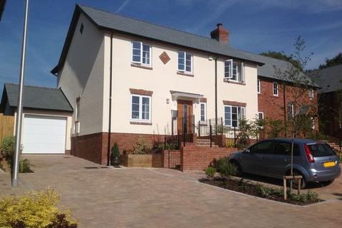 4 bedroom detached house for sale - EXCLUSIVE TOWN EDGE HOME