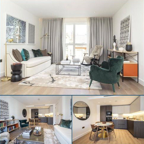 1 bedroom flat for sale - Bishops Gate, 82-88 Fulham High Street, London, SW6