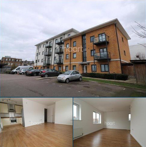 1 bedroom flat to rent - Woodin Close