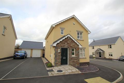 3 bedroom detached house for sale - Court Meadow, Bronllys, Brecon