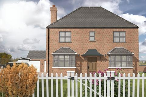 4 bedroom detached house for sale - The Maple, Plot 45, Westfield Park, Louth