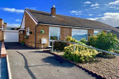 2 bedroom bungalow for sale - Camborne Close, Little Hill, Wigston, Leicester, LE18