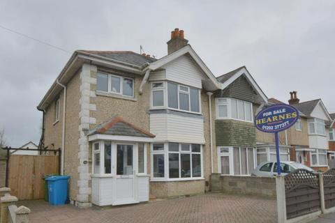 3 bedroom semi-detached house for sale - Wimborne Road, Oakdale, Poole, BH15 3EG