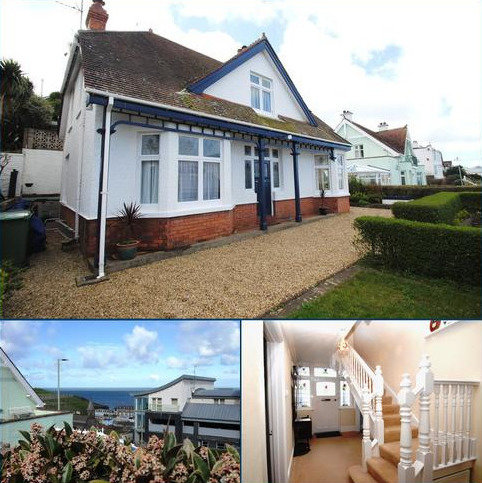 3 bedroom detached house for sale - Hillsborough Road, Ilfracombe