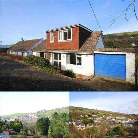 4 bedroom detached bungalow for sale - Park Lane, Combe Martin