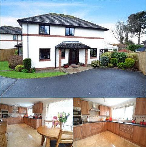 4 bedroom detached house for sale - Currington Meadow, Bickington