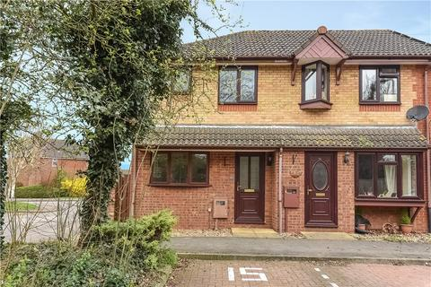 2 bedroom end of terrace house to rent - Burdock Court, Newport Pagnell, Buckinghamshire