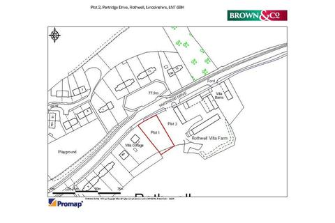 Land for sale - Partridge Drive, Rothwell, Market Rasen