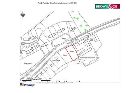 Land for sale - Partridge Drive, Rothwell