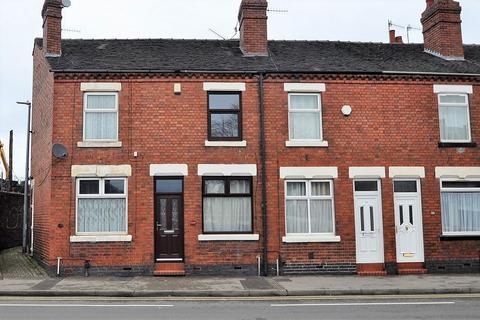 2 bedroom terraced house for sale - Hartshill Road, Hartshill, Stoke-on-Trent, ST4 6AF