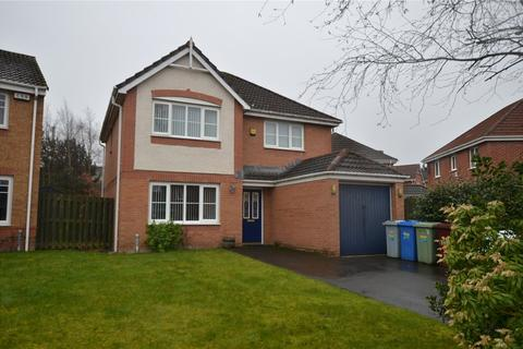 4 bedroom detached house for sale - Dalziel Crescent, Cambuslang, Glasgow, South Lanarkshire, G72