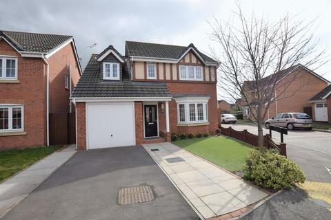 4 bedroom detached house for sale - Claudius Road, North Hykeham, Lincoln