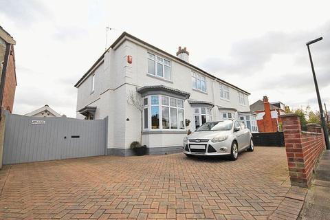 3 bedroom semi-detached house for sale - WEELSBY AVENUE, GRIMSBY