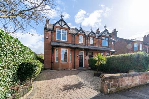 3 bedroom semi-detached villa for sale - 1 Fothringham Road, Ayr, KA8 0EY