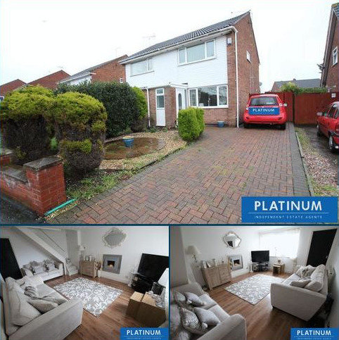 2 bedroom semi-detached house for sale - Hope Farm Road, Great Sutton